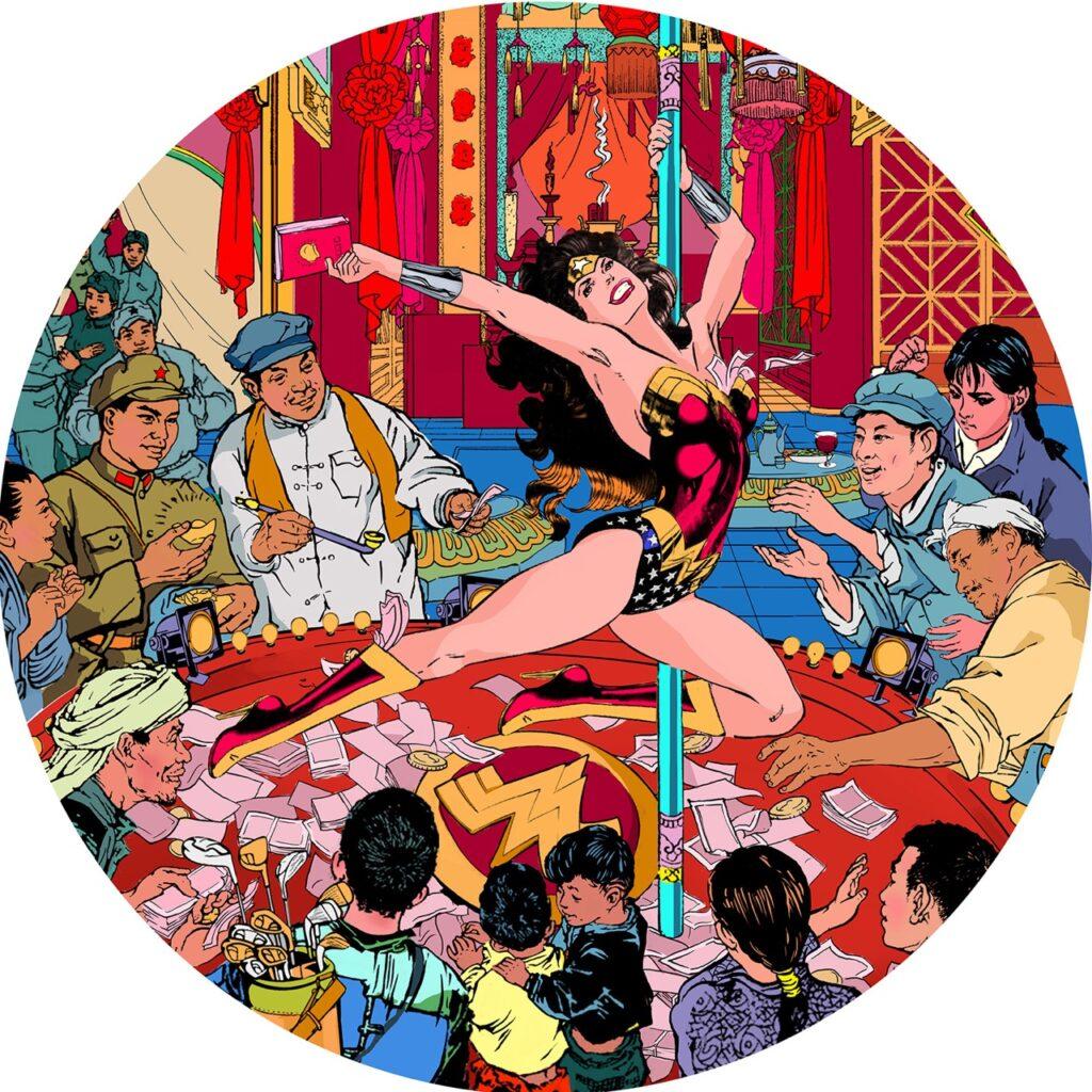 Jacky Tsai Pop Art