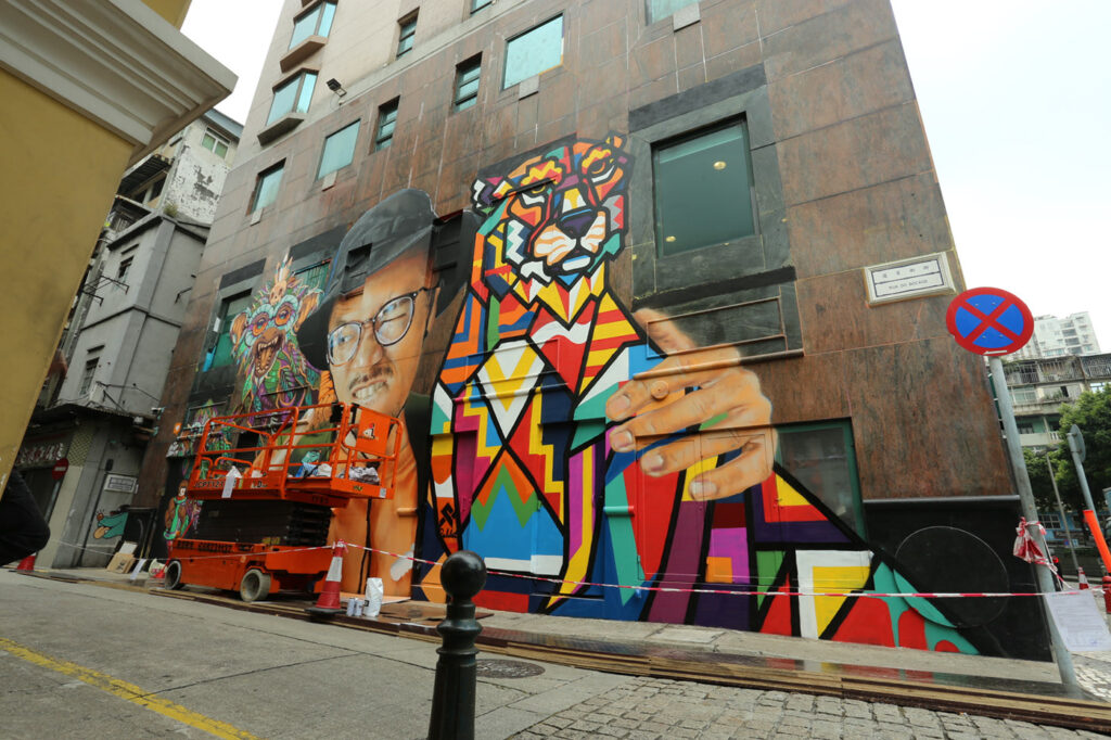 Thai Street Art