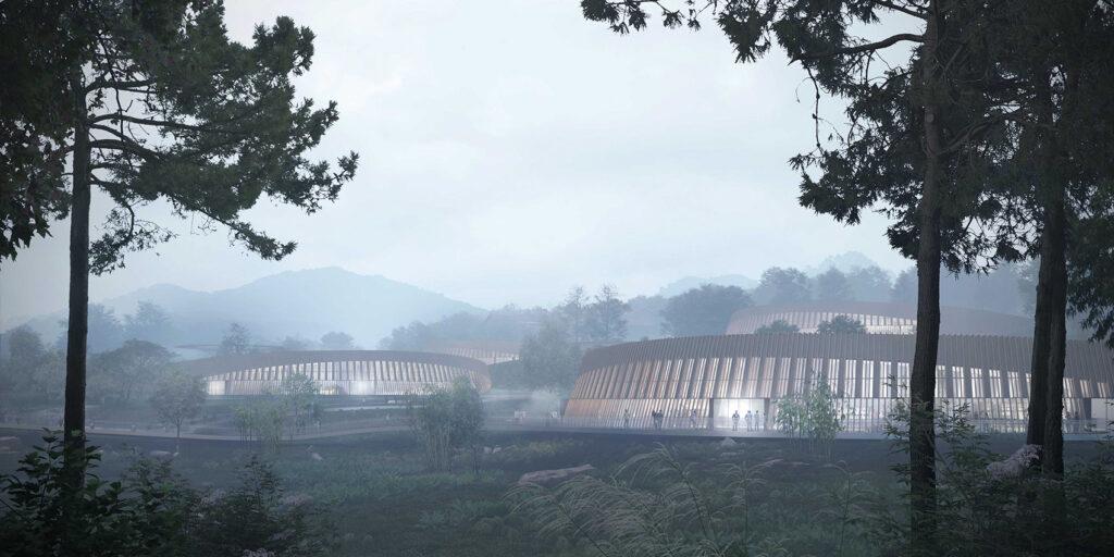 Panda Pavilions Chengdu