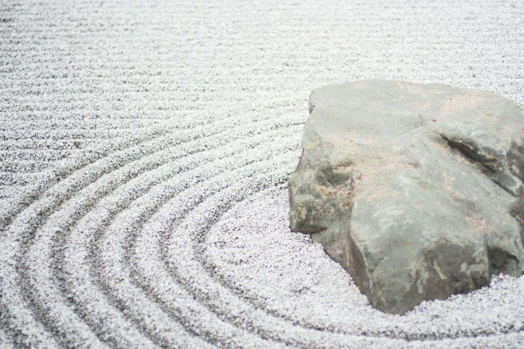 Japanese Gardens Zen garden