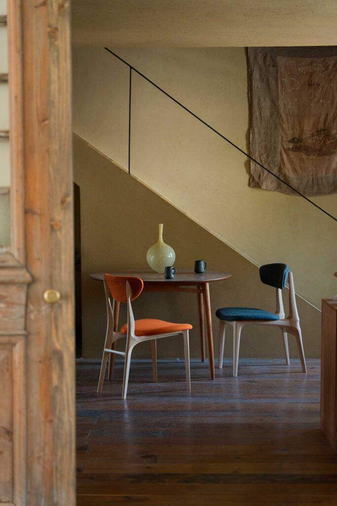 Asian furniture design