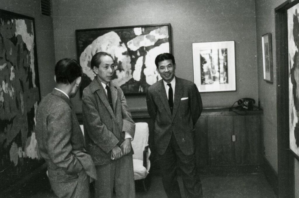 Tokyo gallery